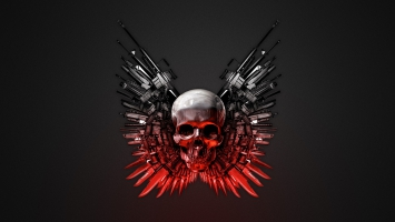 The Expendables Weapons