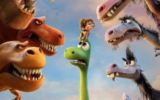 The Good Dinosaur 2015 Movie