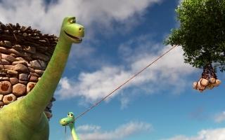 The Good Dinosaur Movie