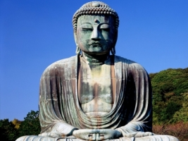 The Great Buddha Wallpaper Japan World