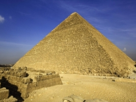 The Great Pyramid Wallpaper Egypt World