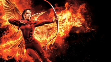 The Hunger Games Mockingjay Part 2 Katniss
