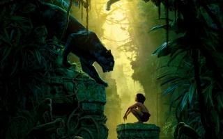 The Jungle Book 2016 Movie