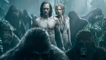 The Legend of Tarzan Alexander Skarsgard Margot Robbie