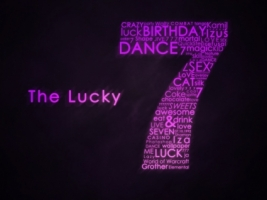 The Lucky SEVEN Wallpaper Miscellaneous Other