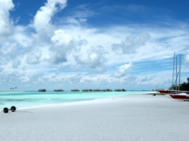 The Maldives Wallpaper Landscape Nature