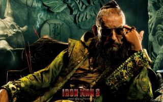 The Mandarin in Iron Man 3