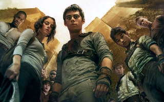 The Maze Runner 2014 Movie