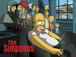 The Simpsons Wallpaper Cartoons Anime Animated