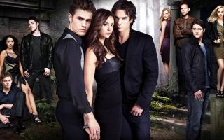 The Vampire Diaries Season 2
