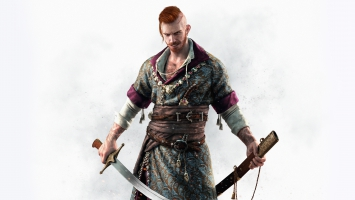 The Witcher 3 Wild Hunt Olgierd