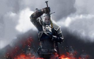 The Witcher 3 Wild Hunt Sword of Destiny