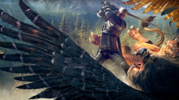 The Witcher 3 Wild Hunt Witcher Griffin