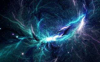 Thor Space Nebula