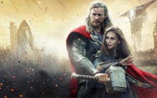 Thor The Dark World Movie
