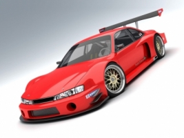 Time Attack Nissan 200 Wallpaper Concept Cars