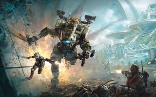 Titanfall 2 2016 Game 4K