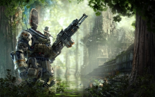 Titanfall Expedition 4K 8K