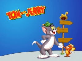 Tom and Jerry Wallpaper Cartoons Anime Animated