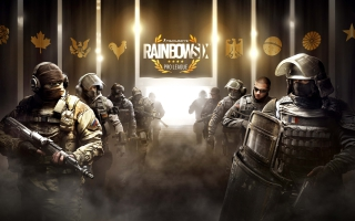 Tom Clancy's Rainbow Six Pro League 2016
