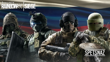 Tom Clancy's Rainbow Six Siege Spetsnaz