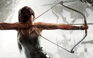 Tomb Raider 2013 Art