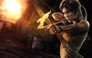 Tomb Raider 2013 New