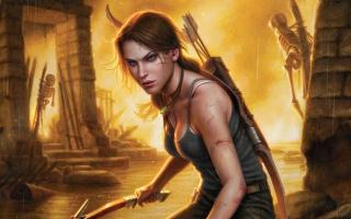 Tomb Raider The Beginning