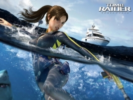 Tomb Raider Underworld Wallpaper Tomb Raider Games