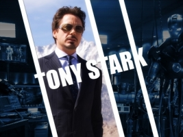 Tony Stark Wallpaper Iron Man Movies