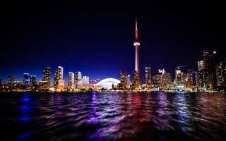 Toronto Nightscape