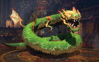 Toy Dragon