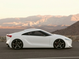 Toyota FT HS Concept Wallpaper Concept Cars