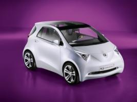 Toyota iQ Concept Wallpaper Concept Cars