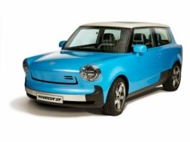 Trabant nT Wallpaper Concept Cars