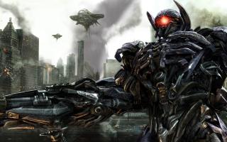 Transformers 3 Shockwave