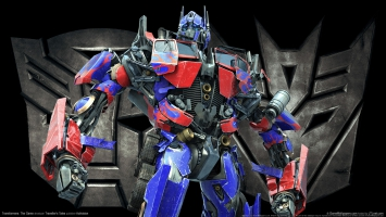 Transformers The Game Optimus