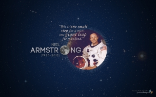 Tribute to Neil Armstrong