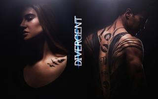 Tris Four Divergent