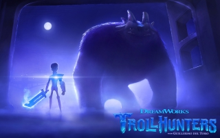 Trollhunters Animation Movie