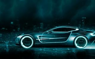 Tron Aston Martin