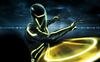 Tron Evolution 2010 Game