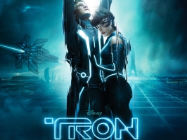 Tron Legacy 2010 Movie