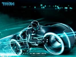 Tron Legacy 3D