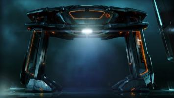 TRON LEGACY Concept HD Art