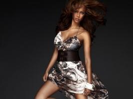 Tyra Banks Elegant Wallpaper Tyra Banks Female celebrities