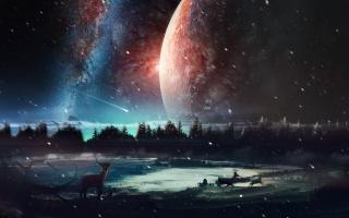 Universe Scenery