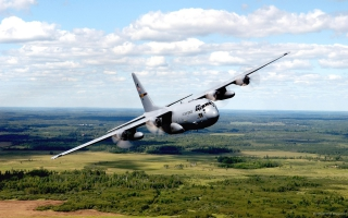 US Airforce Bomber Plane