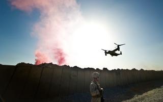 US Marine Corps Base