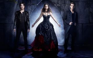Vampire Diaries Season 4